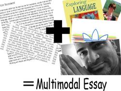 multimodal essay samples