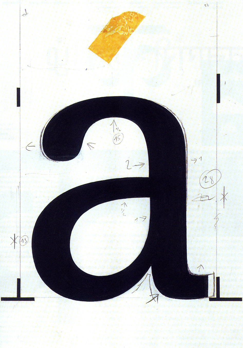 font example = a