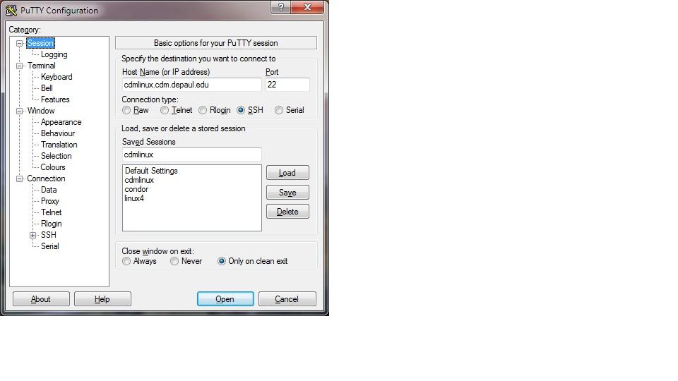 CDM Linux Server