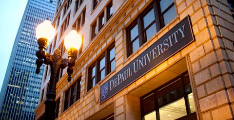 Depaul University Loop Campus