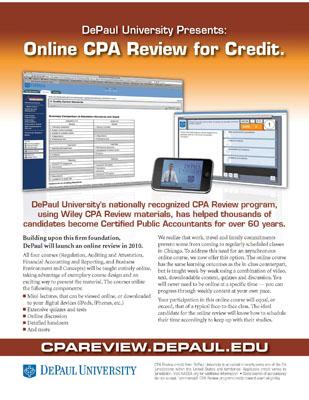 CPA review   James Moore's Blog at DePaul University